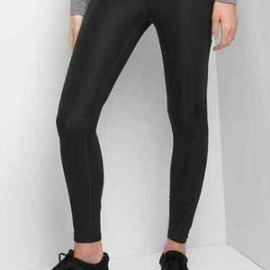 GapFit Maternity Full Panel Leggings in Sculpt Med